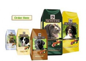 White's Dog Food