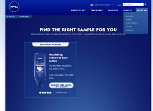 nivea-free-sample